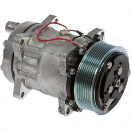 Compressor w/ Clutch - New - 8884058795