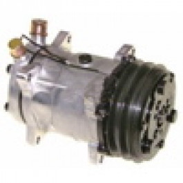Compressor w/ Clutch - New - 8886508521