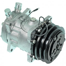 Compressor w/ Clutch - New - 8887362509