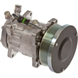 Compressor w/ Clutch - New - 889847944