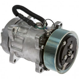 Compressor w/ Clutch - New
