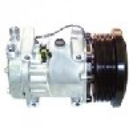 Compressor w/ Clutch - New - 88AG522391