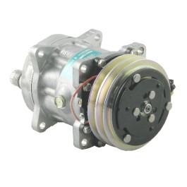Compressor w/Clutch - New