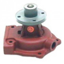 Water Pump, w/ Hub - Reman - D4007554