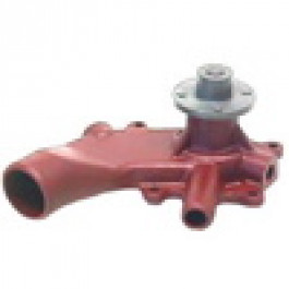 Water Pump, w/ Hub - Reman - D4062321