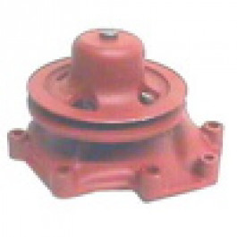 Water Pump, w/ Pulley - Reman - FDH513B