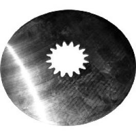 Steel Brake Plate - New - HCR33816