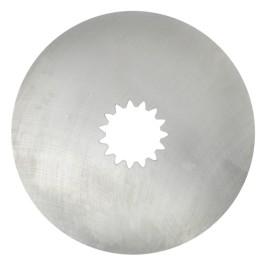 Steel Brake Plate - New - HCR78430