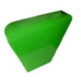 LH Fender - Primed Green - HR13879