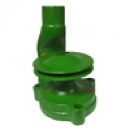 Water Pump, w/ Pulley - Reman - R2886