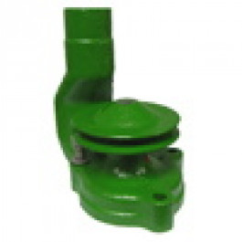 Water Pump, w/ Pulley - Reman
