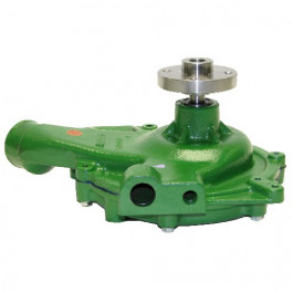 Water Pump, w/ Hub - Reman - R50408