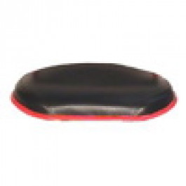 New Seat Cushion - Black Vinyl - SW3477