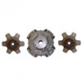 14' Clutch Kit - Reman