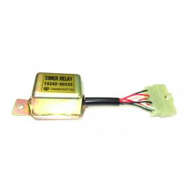 Relay, Timer  - T4340-60243