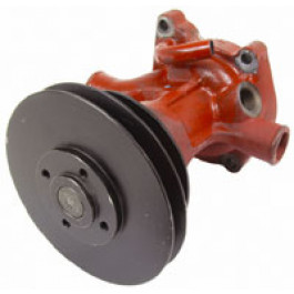 Water Pump with Double Pulley with By-pass connector (113/144mm Dia.) - 53017019