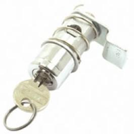 Lock & Key Assembly