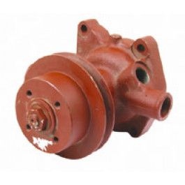 Water Pump with Pulley (117mm Dia.) and bypass connector - 79010625