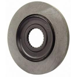 Brake Disc with Lining (Asbestos Free)