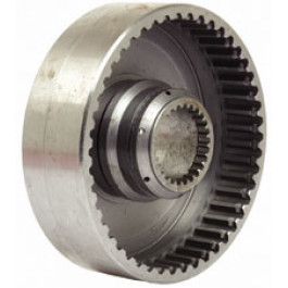 Torque Multiplier Brake Drum
