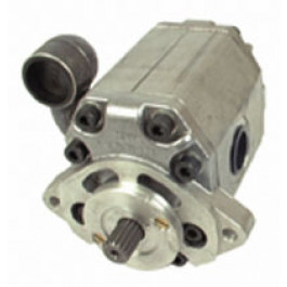 Hydraulic Gear Pump (main), (High Capacity - 55L/min)