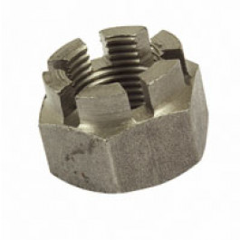 Castellated Nut