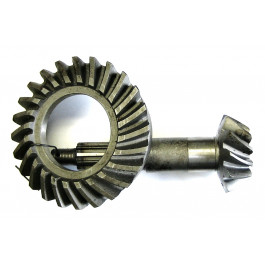 Ring and Pinion - Front