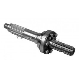 PTO Shaft Assembly (6-Spline)