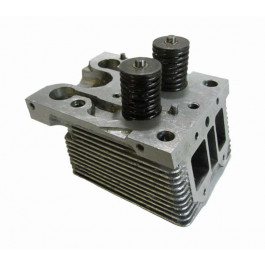 Cylinder Head with glow plug (Old Style) - D144-100301210