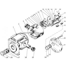Hydraulic Pump (1999 - present)