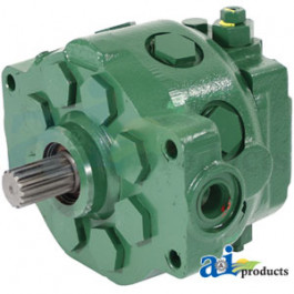 Re-Mfg. Hydraulic Pump (65cm) (Heavy Duty)