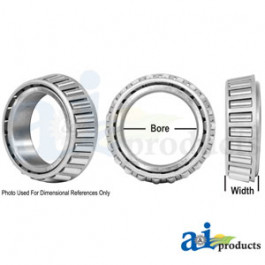 Cone, Tapered Roller Bearing - M84548