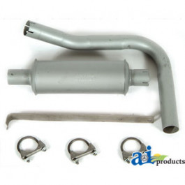 Vertical Exhaust Kit - MF2710