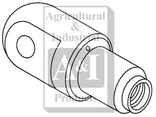1863389M1 - Link Head, Hydraulic for Massey Ferguson | Up to 60% off Dealer  Prices | TractorJoe com