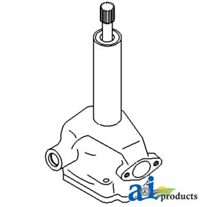 736012M1 - Pump, Oil for Massey Ferguson and White / AGCO-White Tractor and  Combines | Up to 60% off Dealer Prices | TractorJoe com
