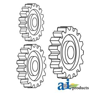 Ar91660 Gear Upper Timing 1