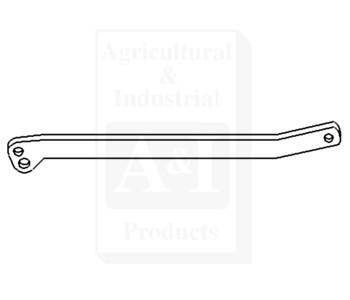 New Holland Cat II /& III Stabilizer Arm E-C5NNN455B Ford LH