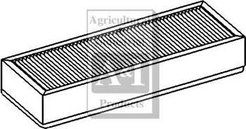 D8nn94000n20ab Filter Cab Air 1