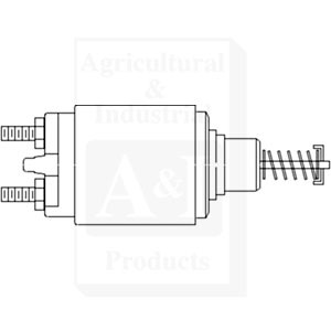 F0NN11390AA - Solenoid, Starter for Ford / New Holland | Up to 60% off  Dealer Prices | TractorJoe com