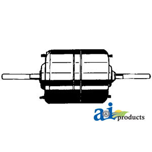 F96901 Blower Motor 4 Wire For Case Ih Tractors Up To. Blower Motor 4 Wire F96901. Wiring. 3294 Case Ih Wiring Schematic At Scoala.co