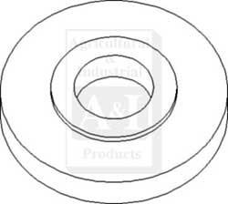 R66375 Isolator Rear Rubber Mount 1