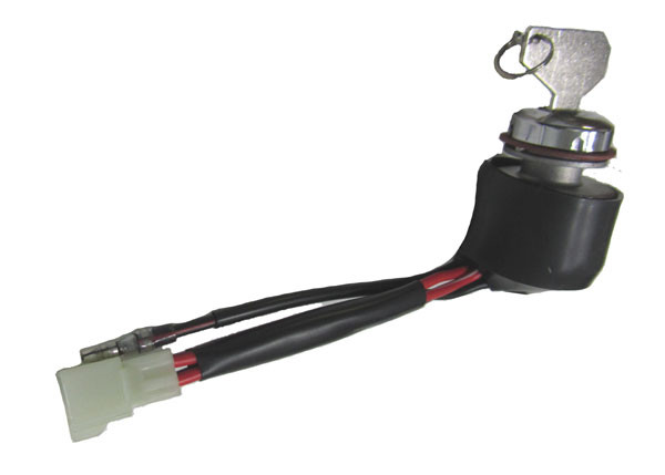 t2540 41133 ignition switch w key for kioti tractors. Black Bedroom Furniture Sets. Home Design Ideas