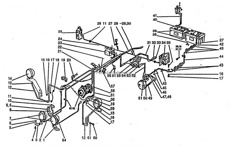 464 3701 alternator w internal regulator for belarus tractors up rh tractorjoe com