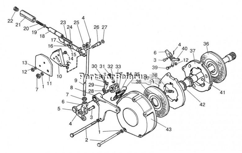 Brake Actuator Plate (7